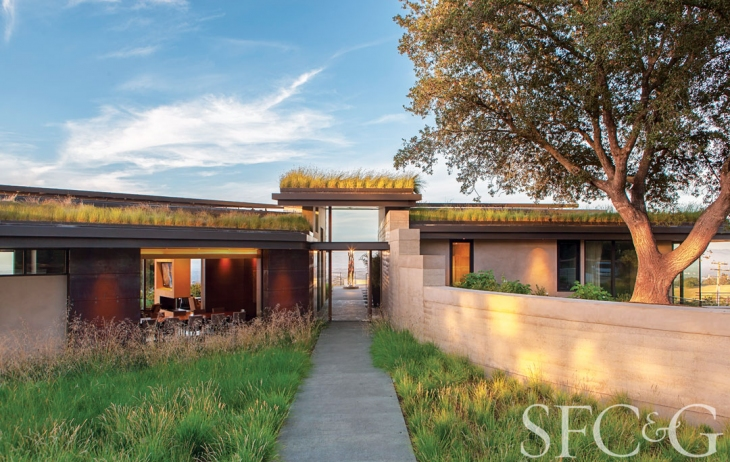 Tour a Cool Eco-Conscious Los Altos Hills Home